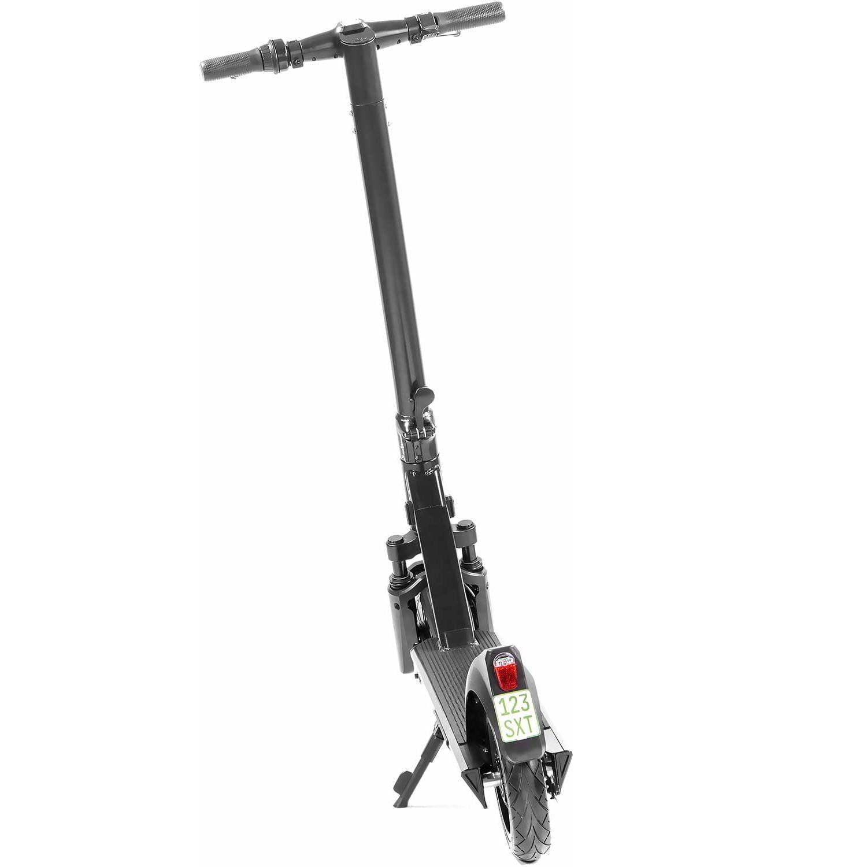 SXT MAX Electric Scooter eKFV (STVZO), 350W, Long Range, Dust-proof and Waterproof Resistant, 120kg Load, Back