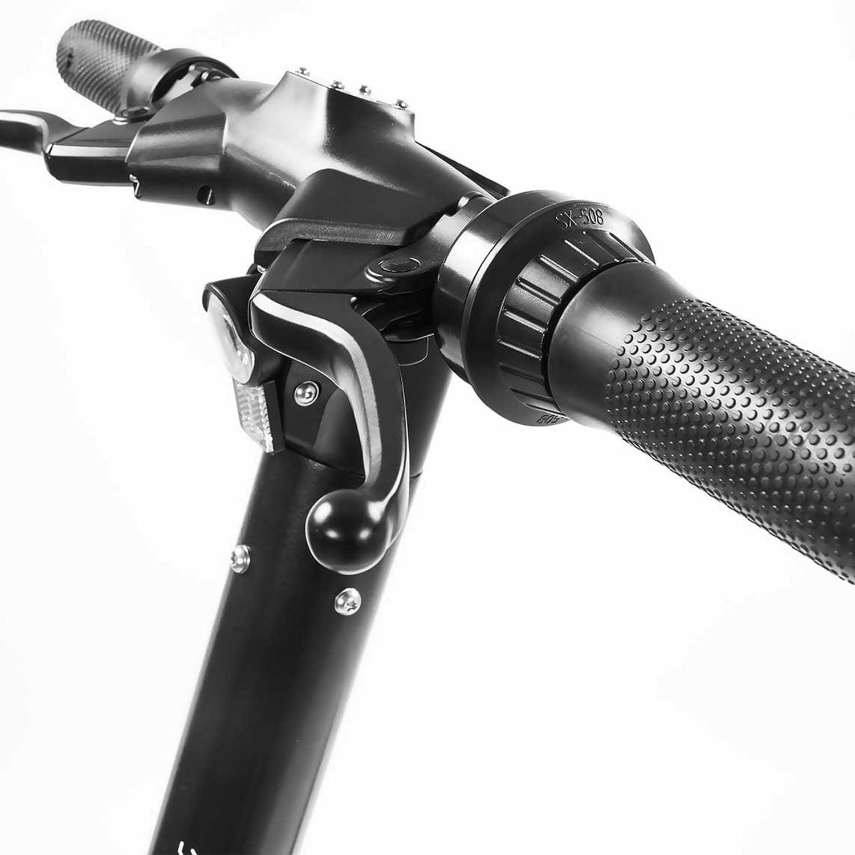 SXT MAX Electric Scooter eKFV (STVZO), 350W, Long Range, Dust-proof and Waterproof Resistant, 120kg Load, Handlebars