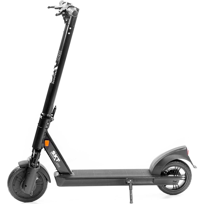 SXT MAX Electric Scooter eKFV (STVZO), 350W, Long Range, Dust-proof and Waterproof Resistant, 120kg Load, Side view