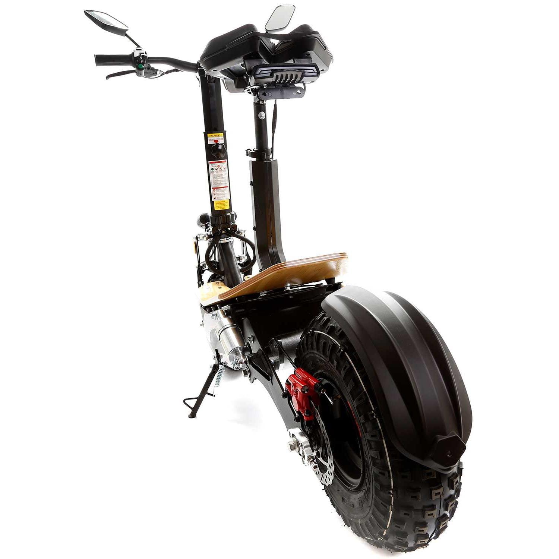 SXT Monster Off road Electric Scooter Back Side