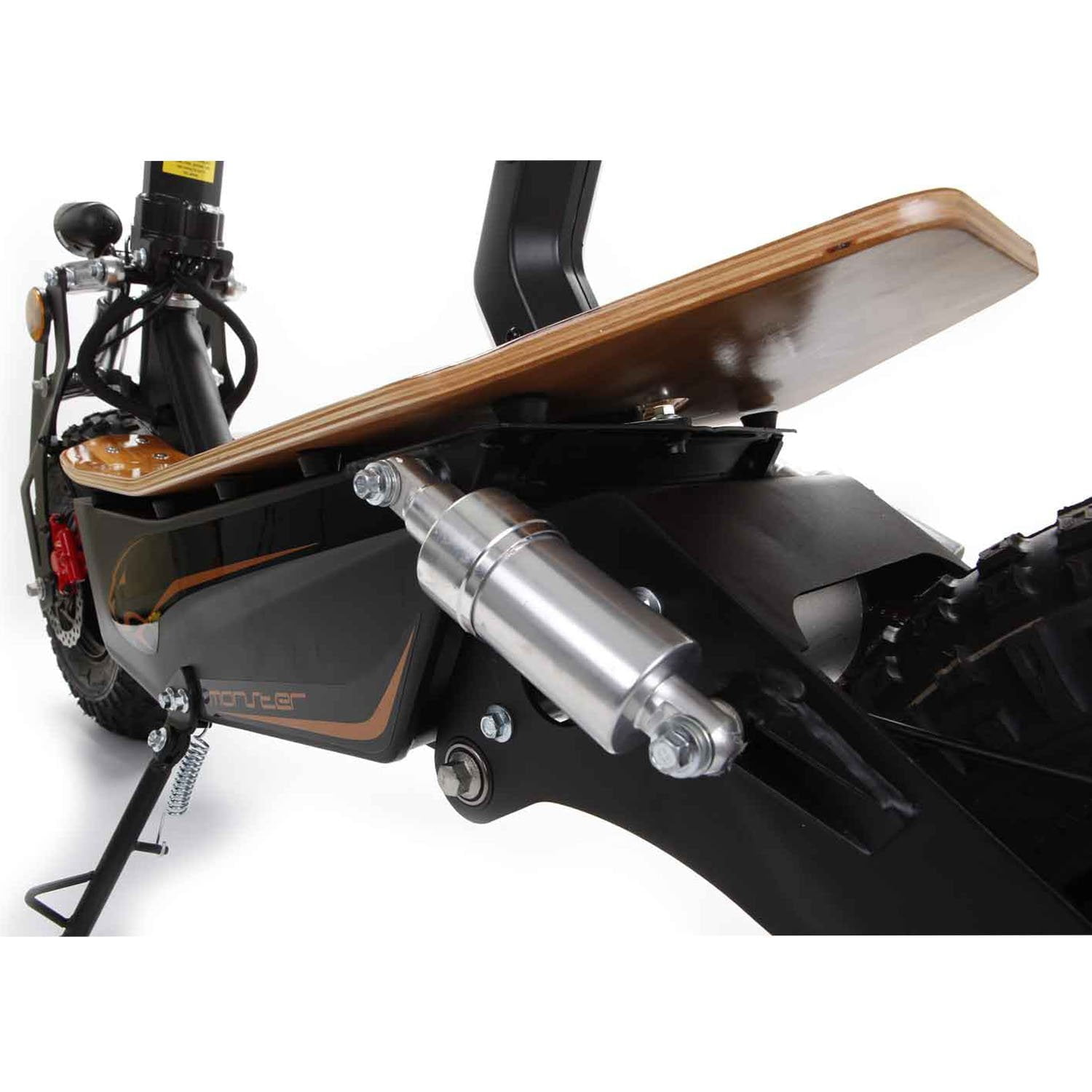 SXT Monster Off road Electric Scooter Board Suspension