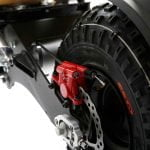 SXT Monster Off road Electric Scooter Breaking System