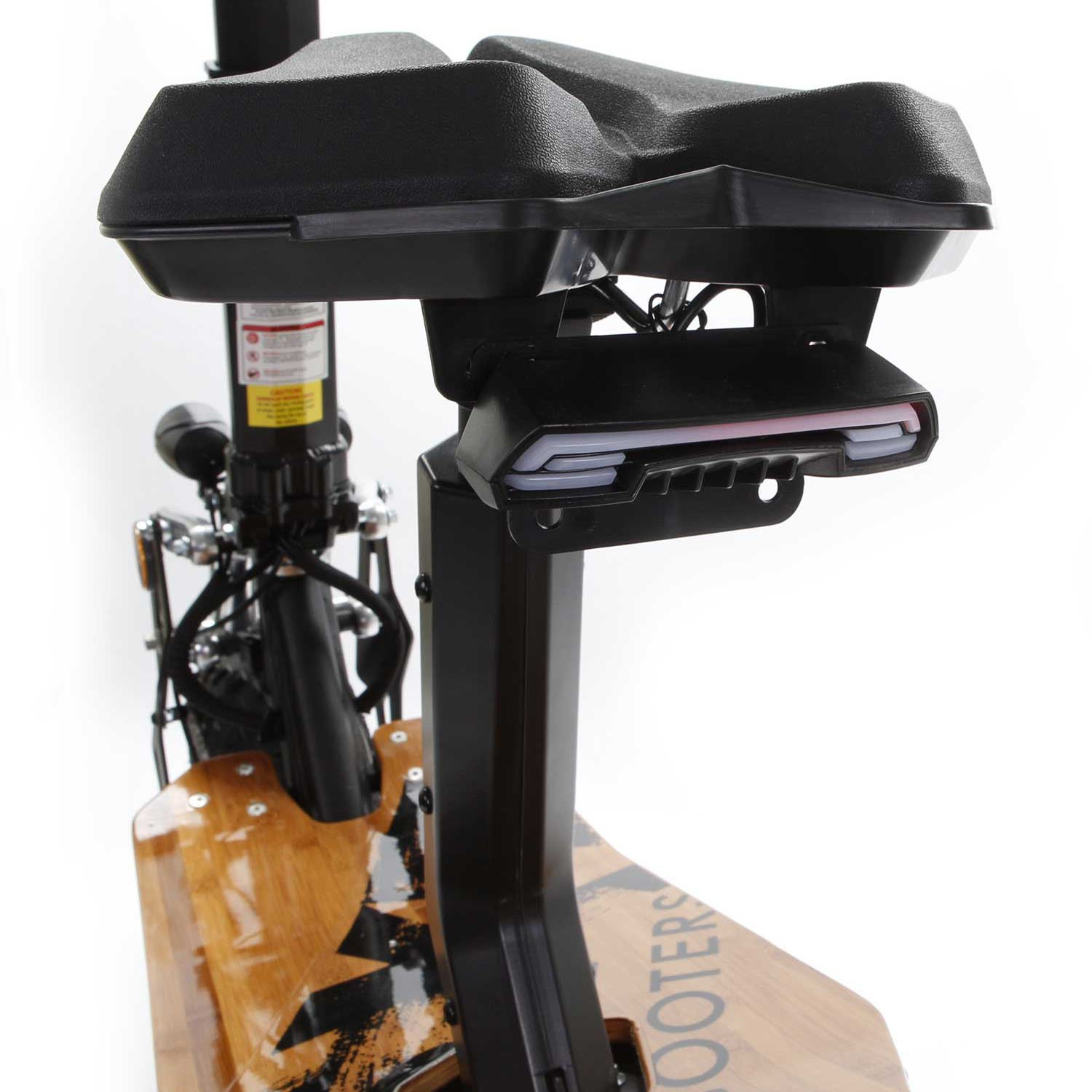 SXT Monster Off road Electric Scooter Detachable Seat