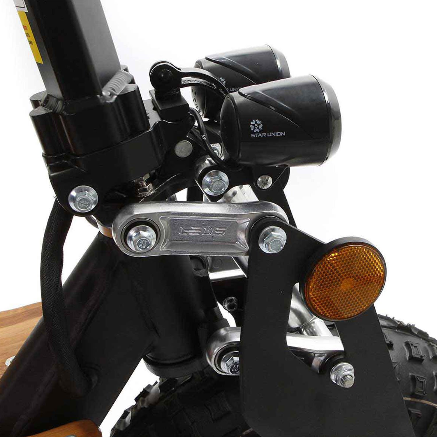 SXT Monster Off road Electric Scooter Front LED Light 2