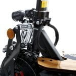 SXT Monster Off road Electric Scooter Front Side View