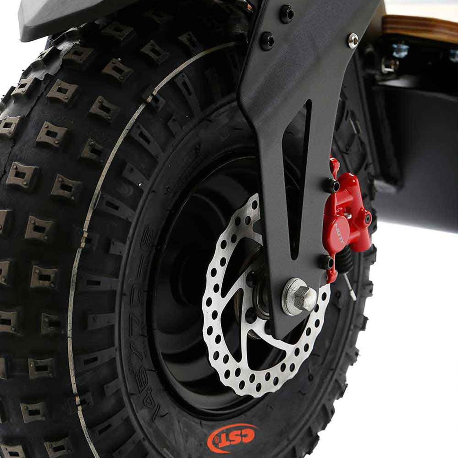 SXT Monster Off road Electric Scooter Front Tire Disk