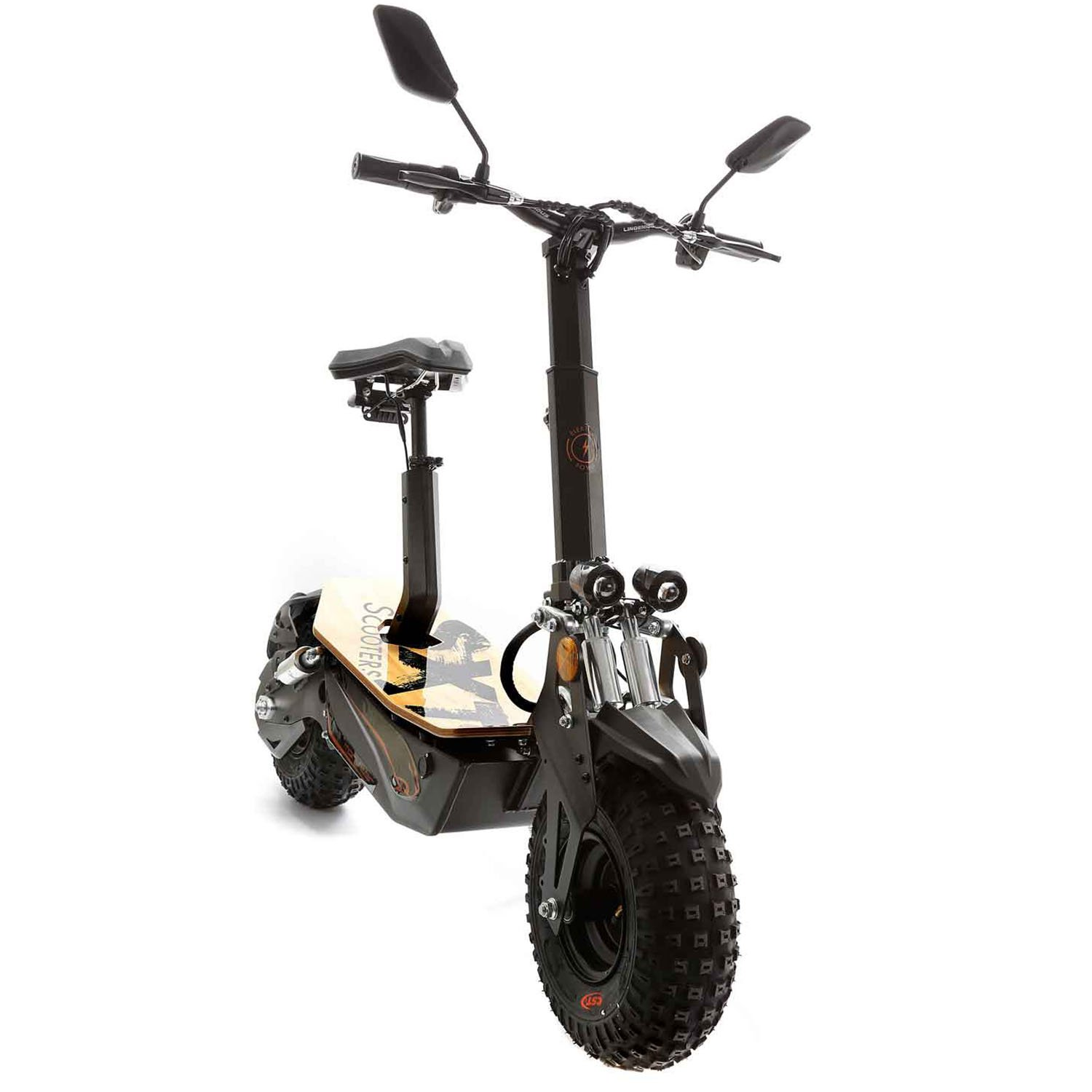 SXT Monster Off road Electric Scooter Front