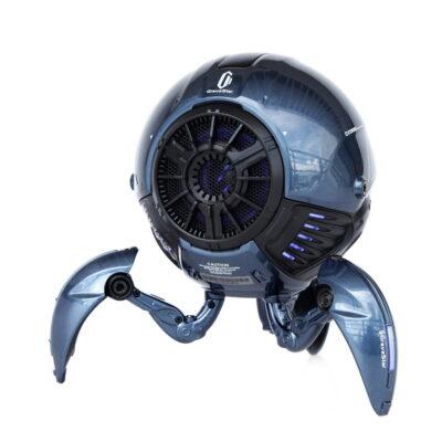 Gravastar G1 Mars Bluetooth Speaker 20W - Blue Side Front