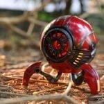 Gravastar G1 Mars Bluetooth Speaker 20W War Damaged Version - Red 1