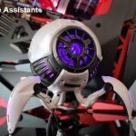 Gravastar G1 Mars Bluetooth Speaker 20W - White Game Assistan