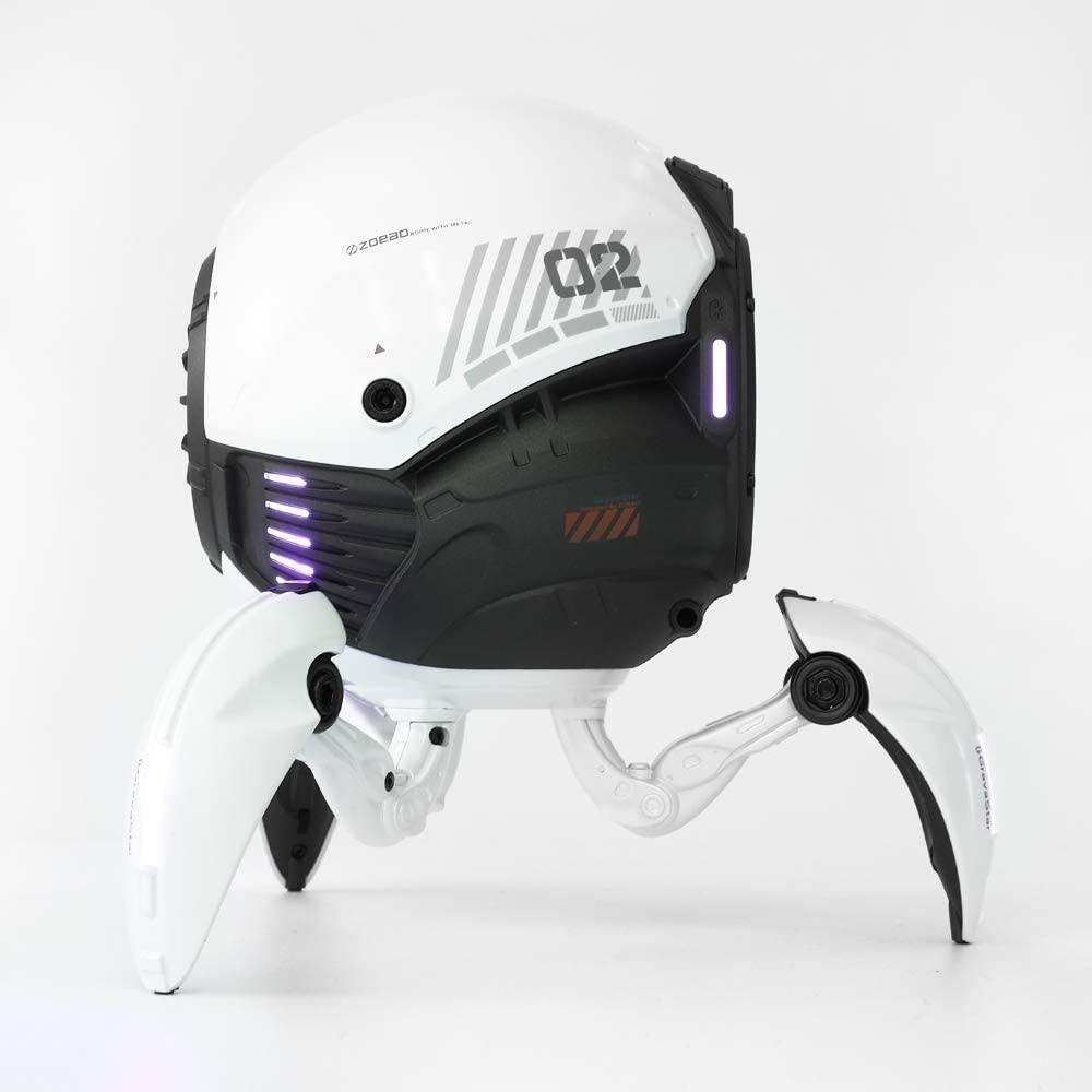 Gravastar G1 Mars Bluetooth Speaker 20W - White Side