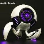 Gravastar G1 Mars Bluetooth Speaker 20W - White Tiny Audio Bomb