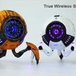 Gravastar G1 Mars Bluetooth Speaker 20W - White True Wireless