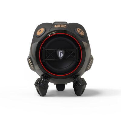 Gravastar G2 Venus Bluetooth Speaker 10W - Shadow Black Front